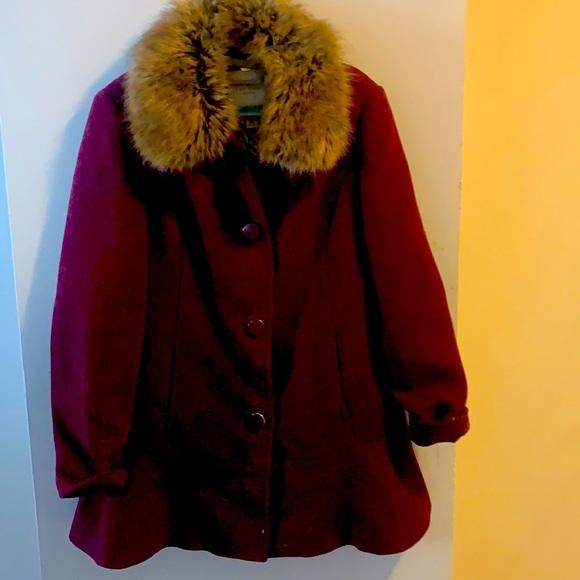 Kate Spade Wool Coat